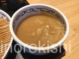 上野大盛り蕎麦喜乃字屋きのじやフォアグラエスプーマもりそば京成上野メニューデカ盛り進撃の歴史40