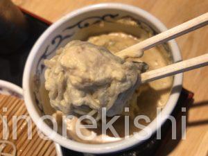 上野大盛り蕎麦喜乃字屋きのじやフォアグラエスプーマもりそば京成上野メニューデカ盛り進撃の歴史36