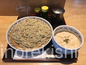 上野大盛り蕎麦喜乃字屋きのじやフォアグラエスプーマもりそば京成上野メニューデカ盛り進撃の歴史25