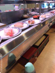 新橋グルメ一番回転寿司まぐろうにいくらメニューデカ盛り進撃の歴史9
