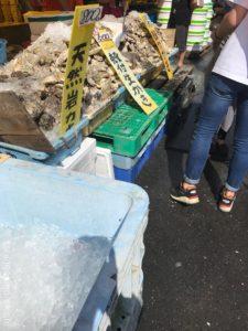 茨城デカ盛り那珂湊おさかな市場海鮮すし海花亭かいかてい極上海鮮丼大盛りメニュー進撃の歴史5