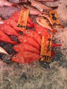 茨城デカ盛り那珂湊おさかな市場海鮮すし海花亭かいかてい極上海鮮丼大盛りメニュー進撃の歴史92
