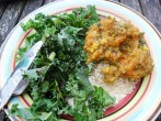 Kale and Veggie Curry