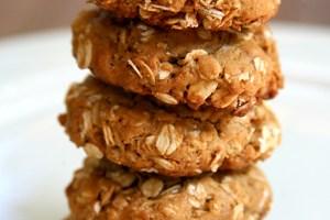 Peanut Butter Cookies Go Gluten-Free