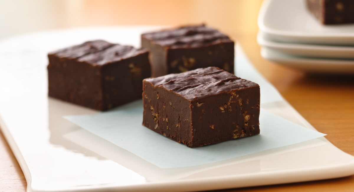 Chocolate Crunch Fudge