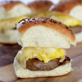 The Ultimate Breakfast Slider-foodflag
