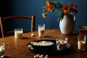 Timna's Popcorn Milkshake