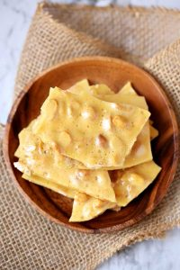The best peanut brittle recipe with recipe variations
