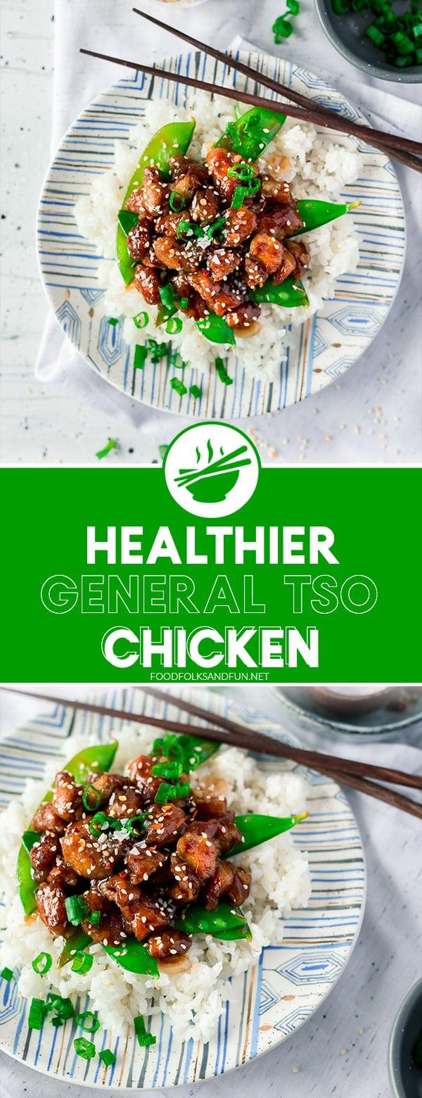 Perfect General Tso's Chicken