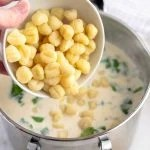 How to Make Chicken Gnocchi Soup Step 5