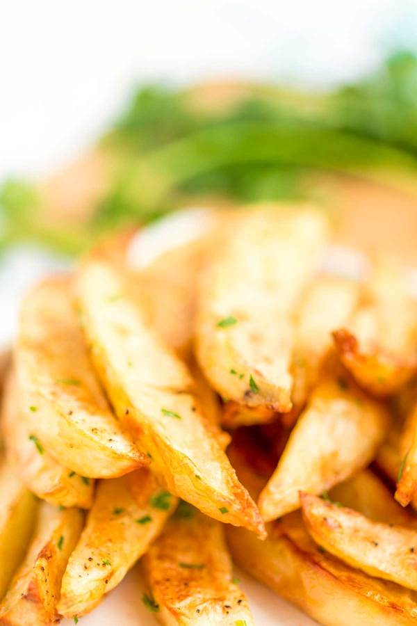 Oven Baked Fries recipe