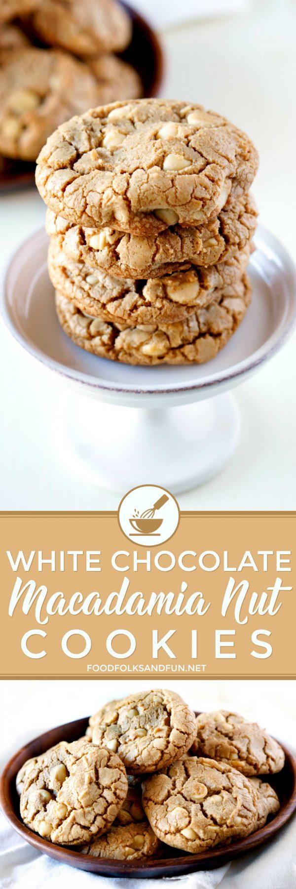 Best Macadamia Nut Cookies