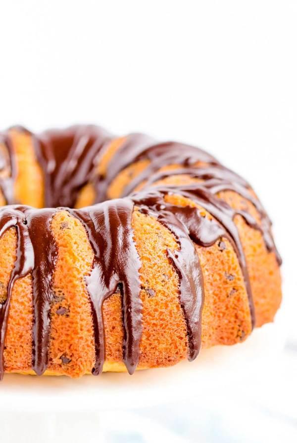 Best Chocolate Chip Bundt Cake Recipe
