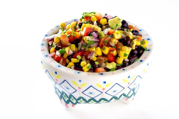 Delicious Black Bean and Corn Salad