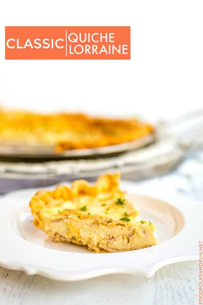 Best Quiche Lorraine