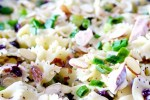 Poppy Seed Pasta Salad recipe that will feed a crowd.