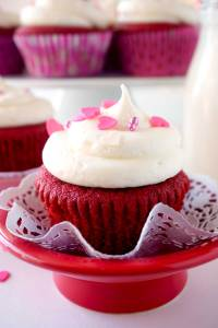 Best Red Velvet Cupcake recipe made from scratch
