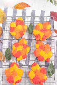 How to Make Leaf Cookies - Step 8