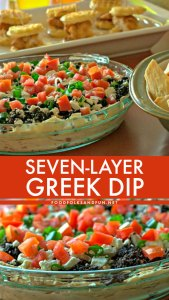 Greek Layer Dip