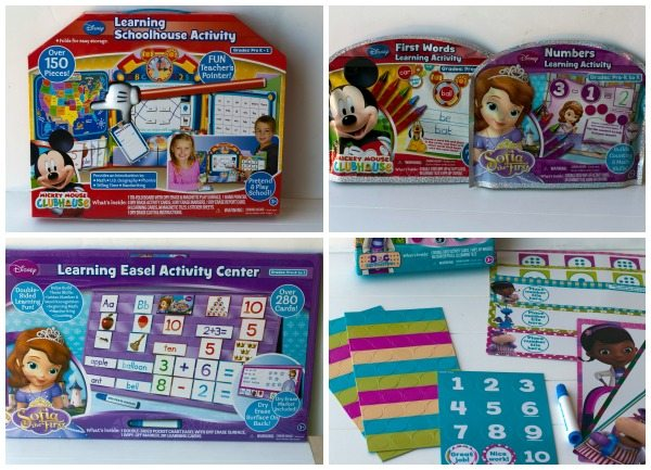 Disney Junior #Back2School Products