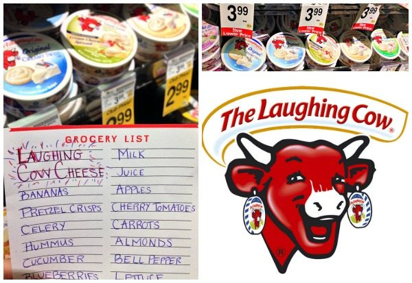 Laughing Cow Shopping List