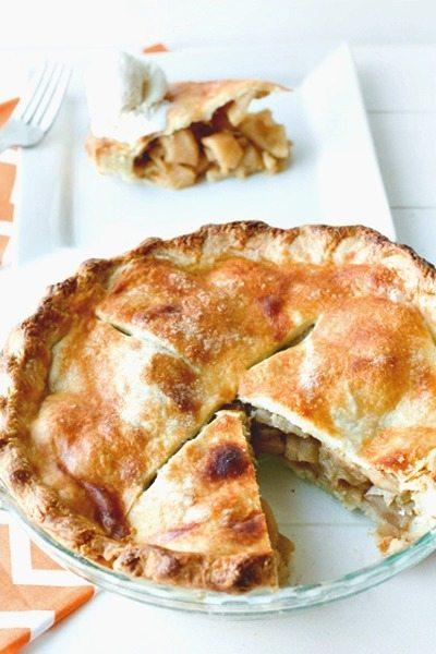 Deep Dish Apple Pie 4