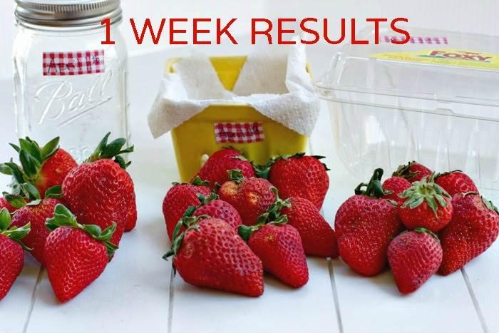 1 Week Results