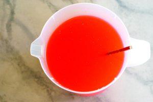 How to Make Strawberry Lemonade: Step 1