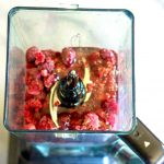 How to Make Raspberry Sorbet - Step 1