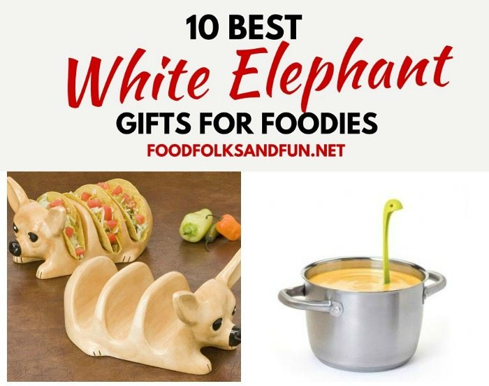 White Elephant Gift Ideas for Foodies!  sc 1 st  Food Folks and Fun & White Elephant Gift Ideas for Foodies! u2022 Food Folks and Fun