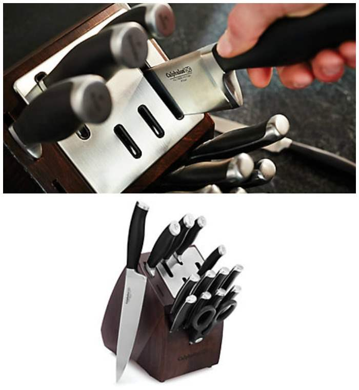 Calphalon Self-Sharpening Cutlery Set GIVEAWAY (~$219 value)