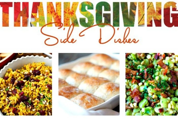 Thanksgiving Side Dishes for your Holiday Table