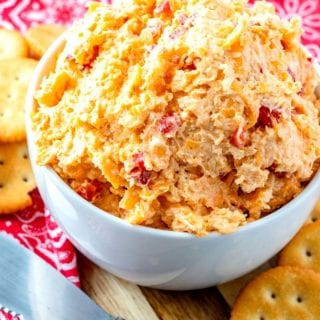 BEST Pimento Cheese Spread