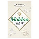 A carton of sea salt