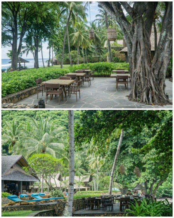 Where to stay in Lombok - Jeeva Klui Resort grounds