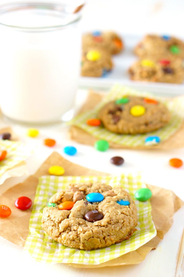 Monster Cookies recipe that is gluten-free