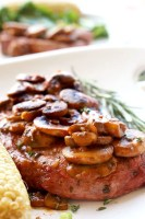 The best-ever grilled steak marinated in marsala wine