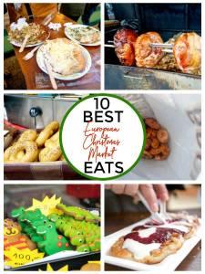 10 Best Christmas Market Eats