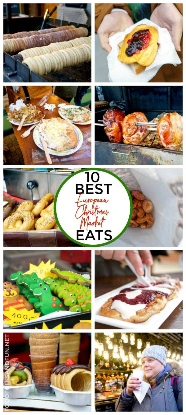 Best things to Eat at European Christmas Markets