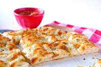Homemade Garlic Cheese Breadsticks recipe.