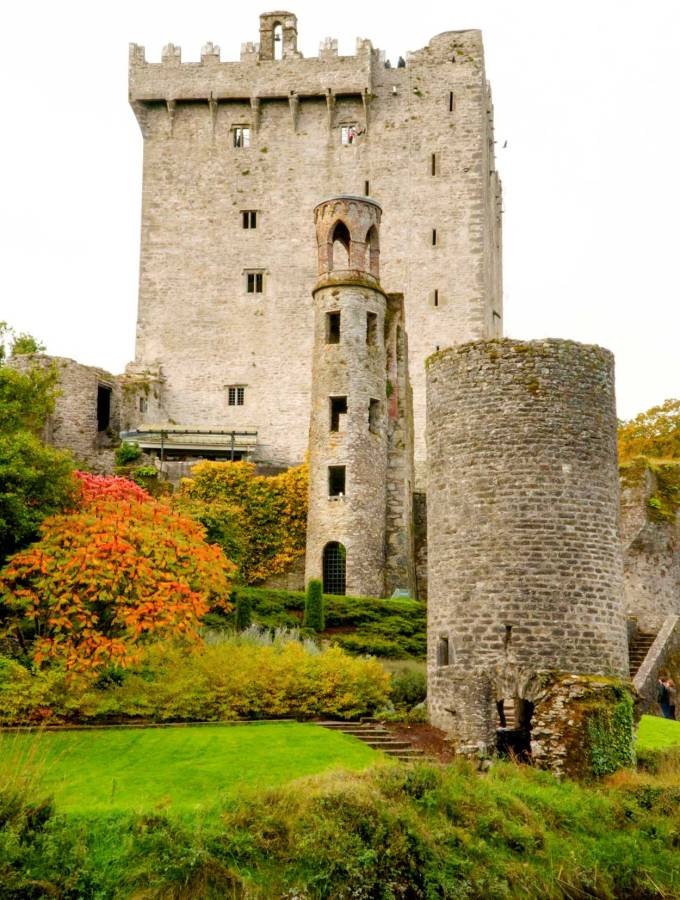 Blarney Castle in October