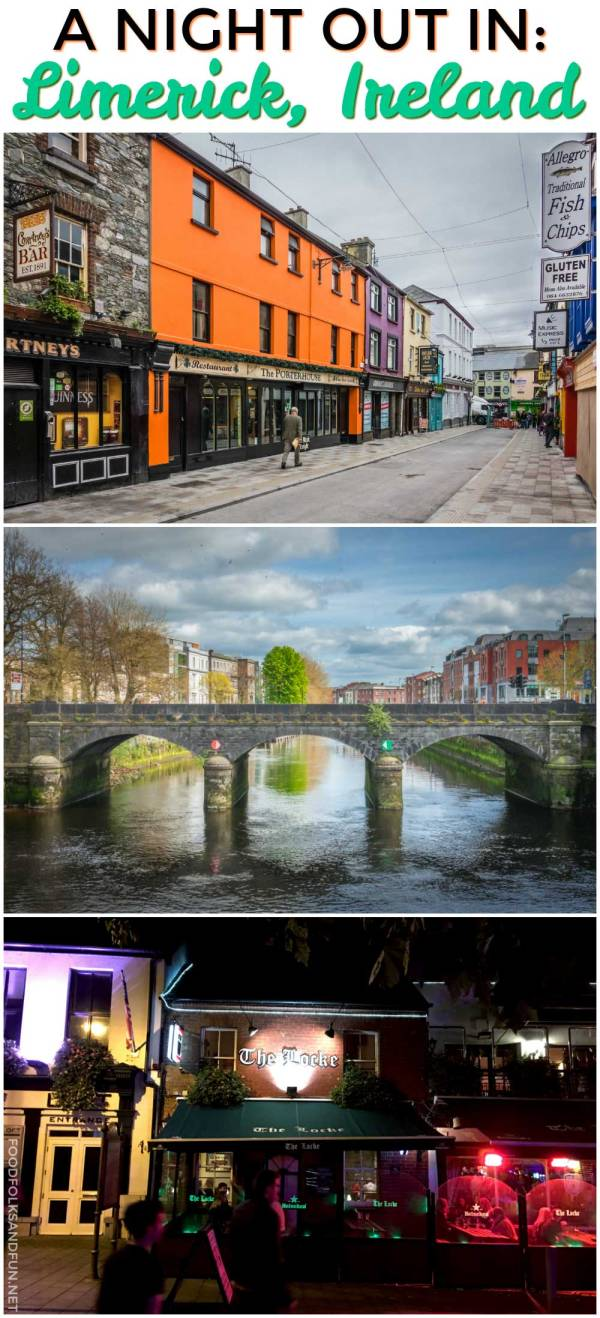 Nightlife in Limerick, Ireland