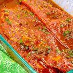 Carne Asada marinating