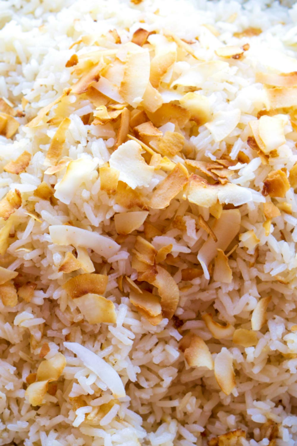 My favorite Coconut Rice recipe! It comes out perfectly every time!