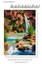 The Best Havasupai Falls Arizona Guide.