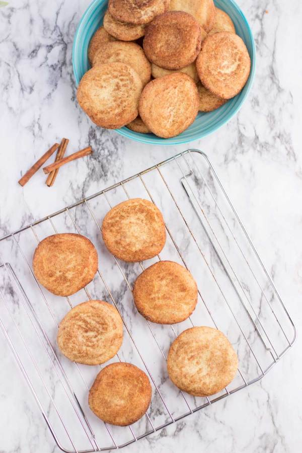Why is it called a Snickerdoodle? Snickerdoodle cookies were made popular in New England, but their exact origins are not completely know. In the classic baking anthem, Joy of Cooking, the authors suggest that they are German in origin.