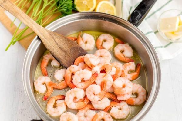 How to make Shrimp Scampi?