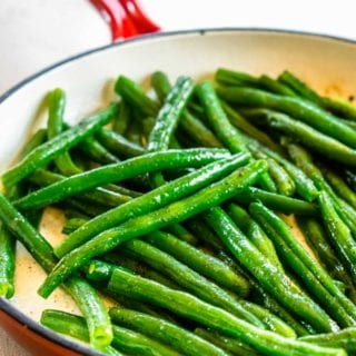 The Best Green Beans recipe!