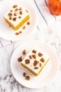 Pumpkin Cake Recipe Step 8
