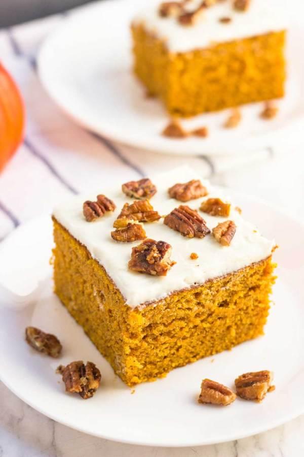 Best Pumpkin Spice Cake